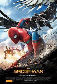 View details for Spider-Man: Homecoming